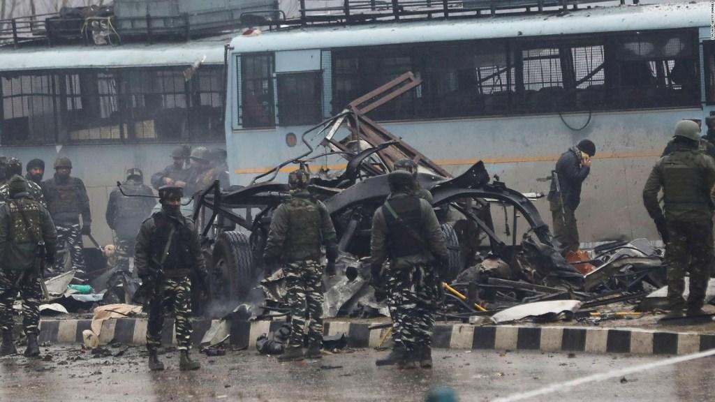 Tensiones entre la India y Pakistán por región de Cachemira
