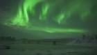 #LaImagenDelDía: cielo verde en Finlandia