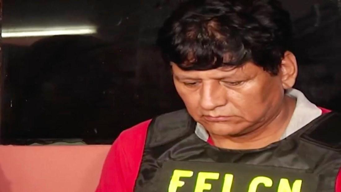 """Bolivia: """"el Chapo del Cono Sur"""" fue capturado por las autoridades"""