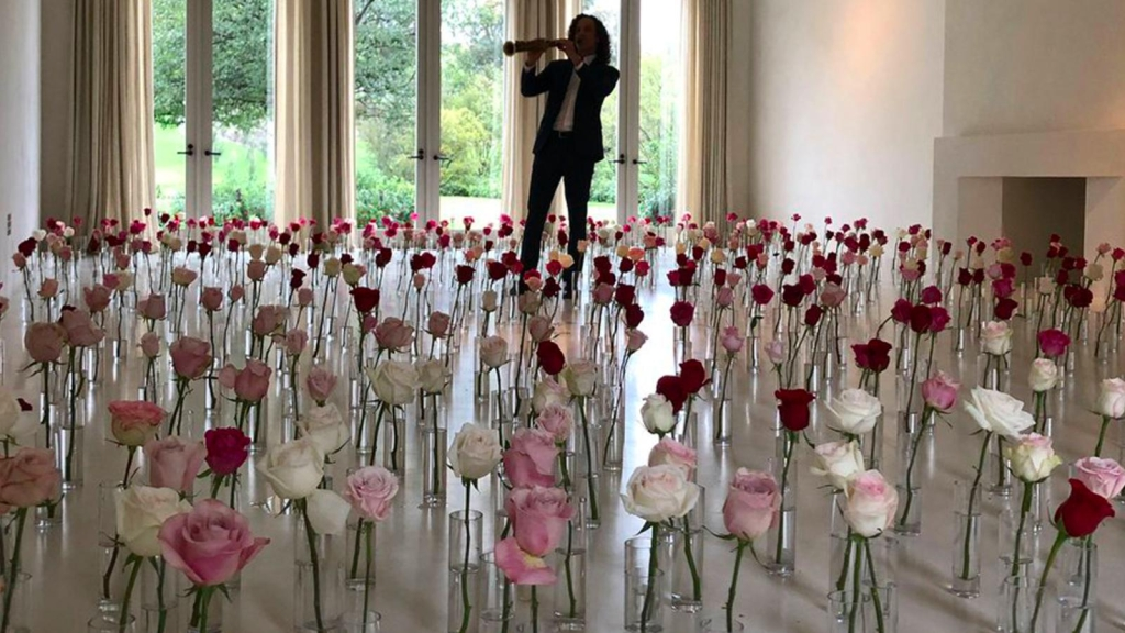 El increíble regalo de San Valentin que recibió Kim Kardashian
