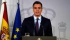Luego de nueve meses en el gobierno, Pedro Sánchez convoca a elecciones generales