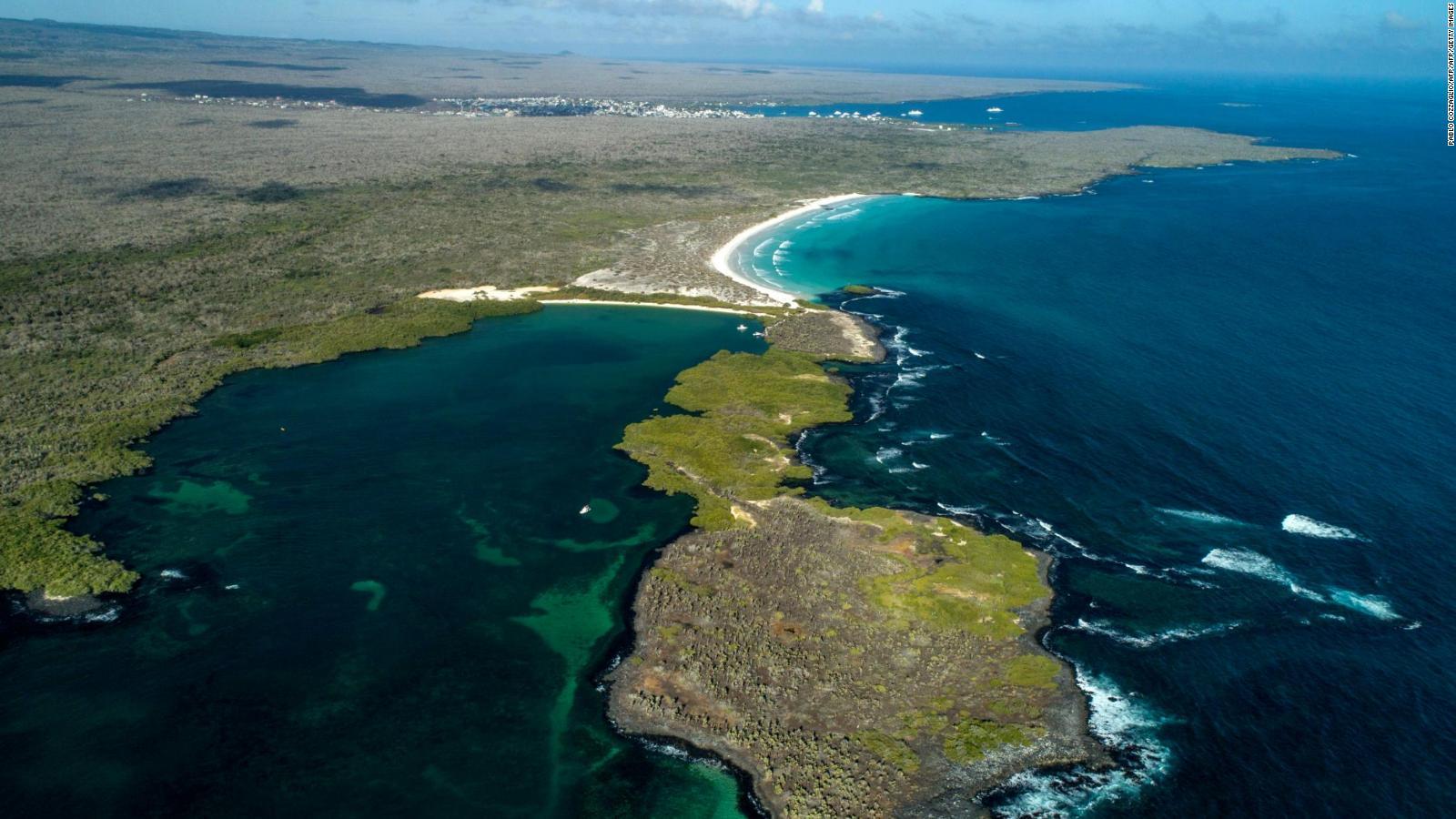 Más de 4 toneladas de basura se recogen en las Islas Galápagos