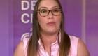 Sasha Escalante: La solución en Venezuela no va a ser un proceso rápido
