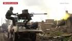 ISIS está acorralado en Siria