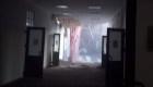 Derrumbe de edificio provoca evacuación masiva en San Petersburgo