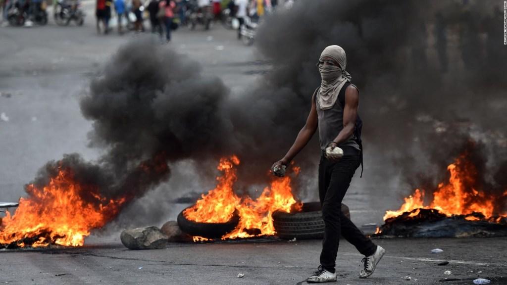 Haití redobla los llamados a la normalidad