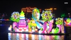 Colorido Festival de las Linternas en China