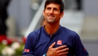 Novak Djokovic, un comediante intelectual