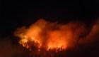 Devastadores incendios en Chile
