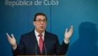 Canciller de Cuba: EE.UU. ha fabricado un golpe en Venezuela