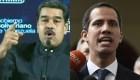 Maduro reta a Guaidó a convocar elecciones