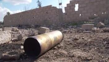 CNN entra en el último enclave de ISIS