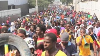 5 estadounidenses son arrestados en Haití
