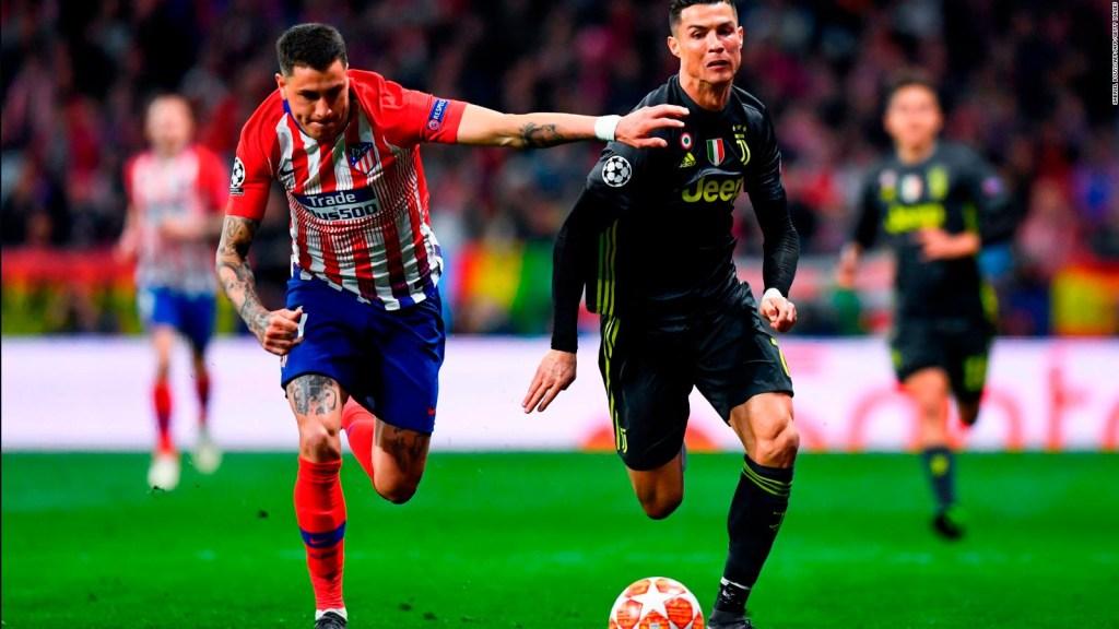 El golpe uruguayo del Atlético a la Juventus