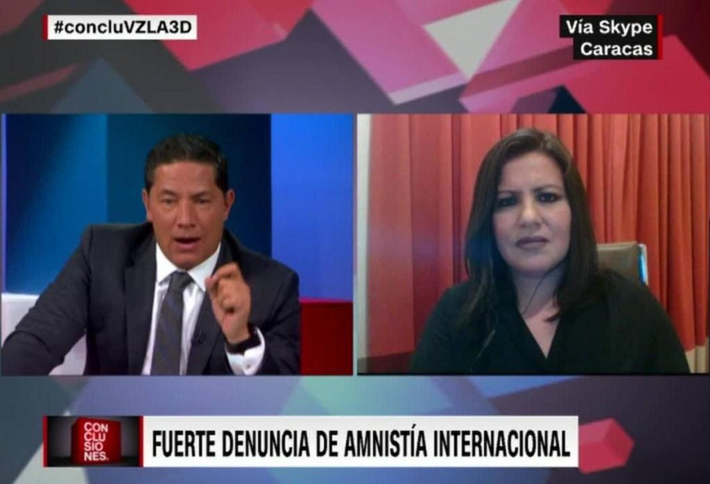 Amnistía Internacional acusa a Maduro de ejecuciones extrajudiciales