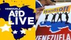 Venezuela Aid Live o Hands off Venezuela, ¿cuál sonará más?