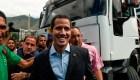 Guaidó se dirige a la frontera con Colombia