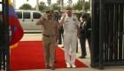 Encuentro entre altos cargos militares de EE.UU. y Colombia