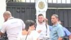 Diplomáticos de Guaidó controlan embajada en Costa Rica