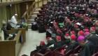 Víctimas piden acciones concretas de la Iglesia