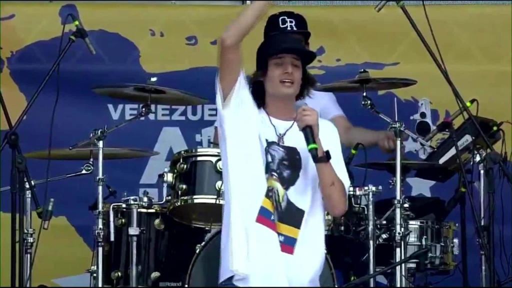 Danny Ocean pide a los venezolanos trabajar en equipo