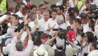 Juan Guaidó llegó a Cúcuta