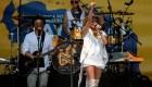 Resumen de los conciertos para Venezuela