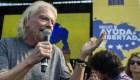 El mensaje final de Richard Branson en el Venezuela Aid Live