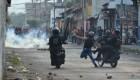 Tensión en la frontera: militares venezolanos disparan gases
