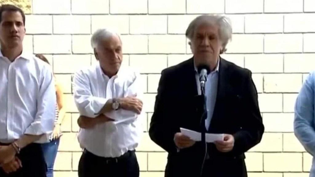 Almagro: La dictadura usurpadora hizo lo cobarde, lo indecente