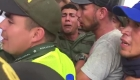 Otro desertor venezolano se entrega a autoridades de Colombia