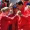 Maduro bailó mientras había violencia en fronteras