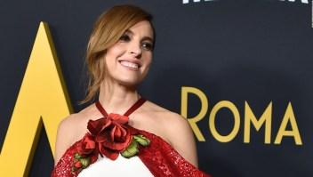 "Así se ganó Marina de Tavira su papel en ""Roma"""