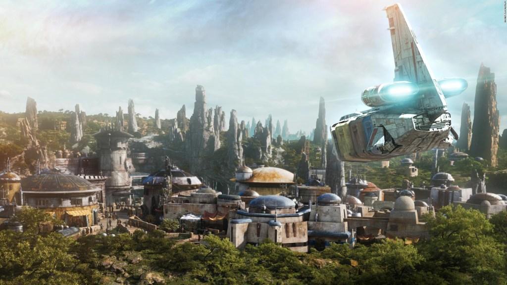 """Así será el exclusivo parque de """"Star Wars"""""""