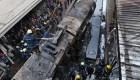 Decenas de muertos deja incendio en estación de trenes en Egipto