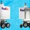 SameDay Bot, el nuevo robot de entrega de FedEx
