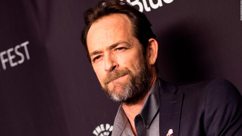 Los papeles más memorables de Luke Perry