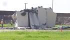 Derriban prototipos del muro fronterizo con México