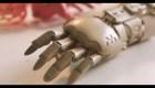 Software experimental para una mano prostética digital