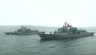 El simulacro naval más grande de Turquía