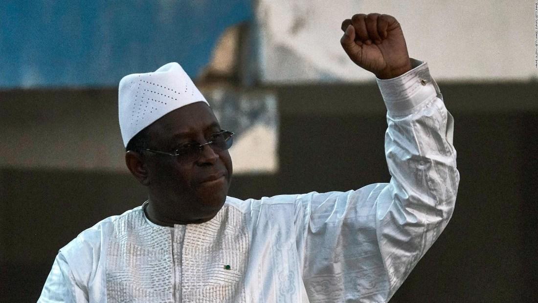 Senegal reelige a Macky Sall como presidente