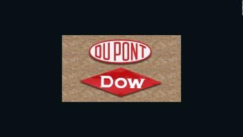 DowDupont reduce pronóstico de ventas