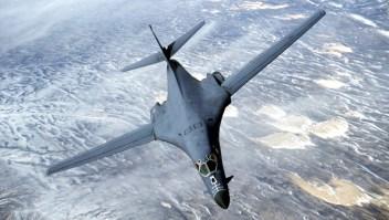 Todo lo que necesitas saber sobre el bombardero B-1
