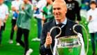 Zidane vuelve al banquillo del Real Madrid