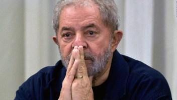 Lula sale de la cárcel para asistir al sepelio de su nieto