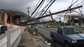 Trump cuestionó la gestión de Puerto Rico