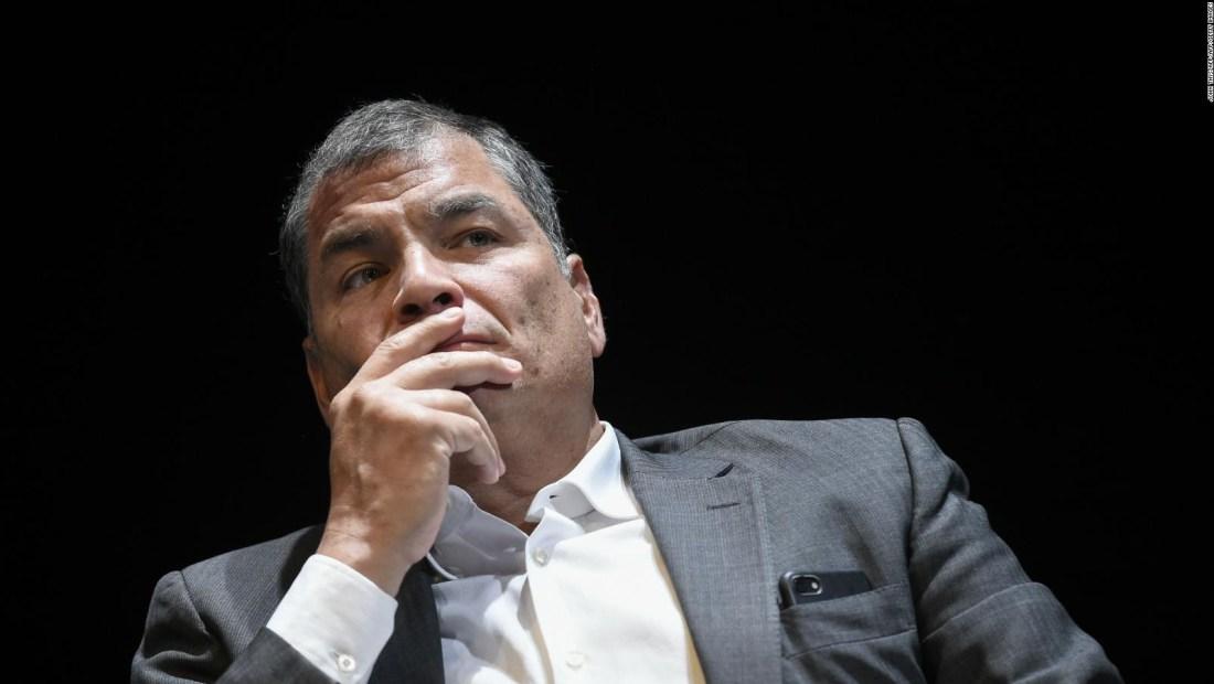 Óscar Vela habla sobre la revolución de Rafael Correa