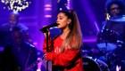 Registro de votantes en los conciertos de Ariana Grande