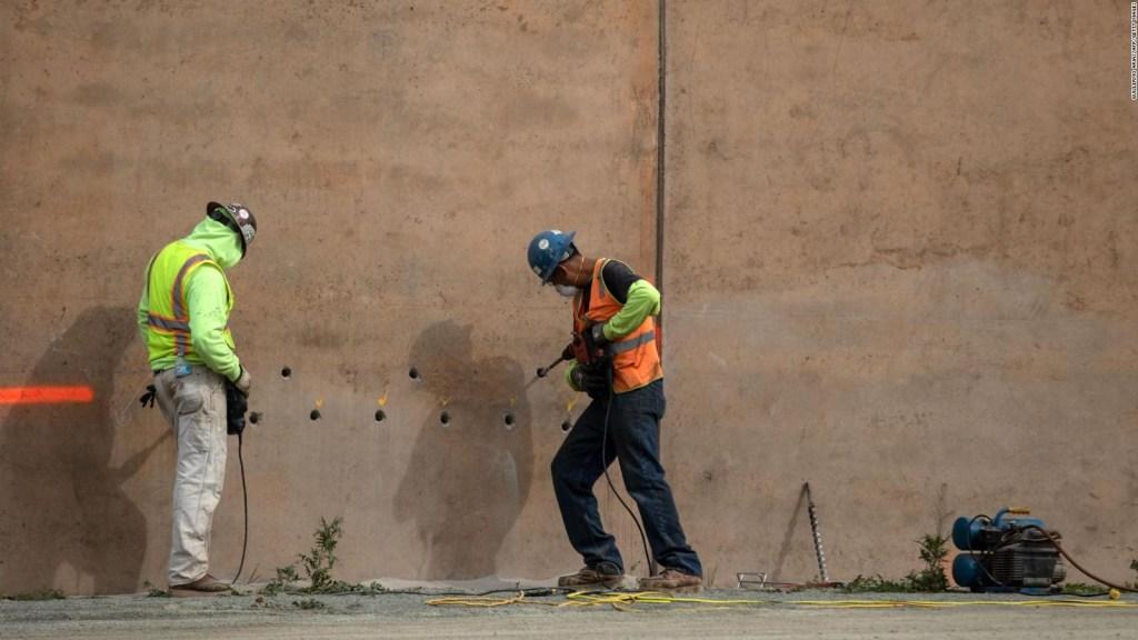¿Cuánto costará la construcción del muro?