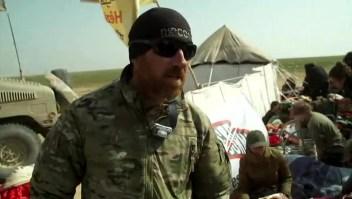 Médicos ayudan a civiles en el fuego cruzado de ISIS
